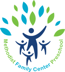 Methodist Family Center Preschool of Darien Retina Logo